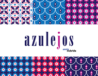 Azulejos Fabric Collection