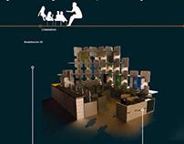 UI_Proyecto Tectonica_pabellón para niños en una plaza