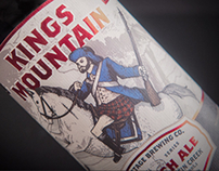 Heritage Brewing Co King's Mountain Barrel Series