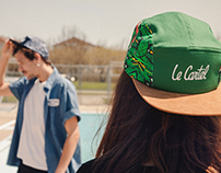 Le Cartel - 5 panels caps