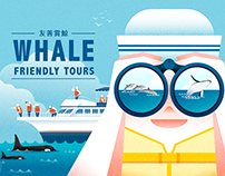 Whale Friendly Tours 友善賞鯨