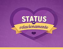 App - Status de Relacionamento