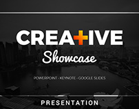Creative Showcase Powerpoint Template