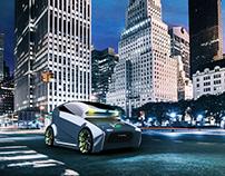 INFINITI E-JIFFY : An electric Personal Mobility !
