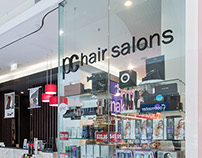 """PC Hair"" Westfield Chermside"