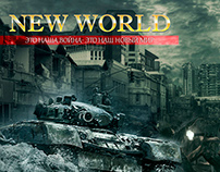 "Design for steam game ""New World"""