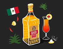 Cocktail Series---6 base liquor