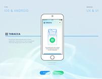 Приложение iOS для отслеживания товаров (табака)