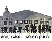 """Immagine per """"Uno, due...cento passi"""" T.S.C."""