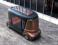 [ Matrēshka ] Modular Driverless Vehicles
