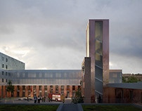 NKE University Architecture Competition