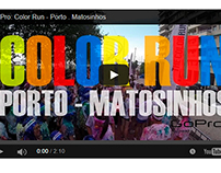 GoPro: Color Run - Porto . Matosinhos