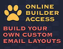 Online Builder Access - Modern Email Templates