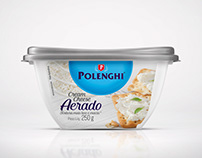 Polenghi's Airy Cream Cheese