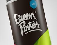 BUEN PINTOR - PINTURA EN AEROSOL
