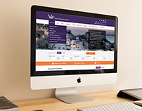 Vierra- Properties- Responsive Website Design