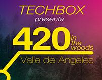 Afiche 420 event