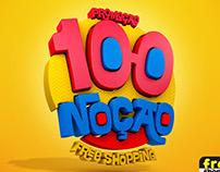 Promoção 100 Noção - Free Shopping