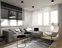 living room design~