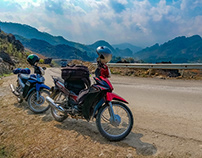 Ha Giang Loop Bike Ride in Northern Vietnam