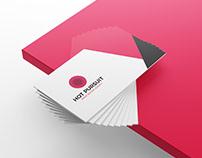 Modern business card design vol.1