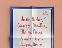 Ti Ilda Typeface