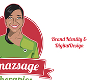 Amazsage Identity & Digital Design