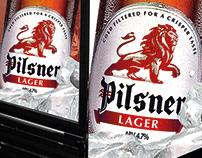 Pilsner beer promotion, Diageo, Kenya, EABL