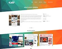 My Contemporary Web Designs