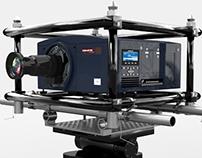 Christie Roadster WU12K-M Projector