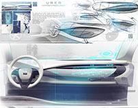 Uber Interior Vision