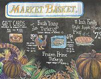 Signage: Market Basket
