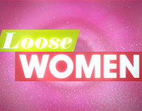LOOSE WOMEN NATIONAL TV AWARDS PROMO