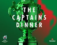 The Rugby World Cup 2019 Trophy Tour