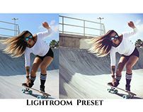 Adobe Lightroom Preset