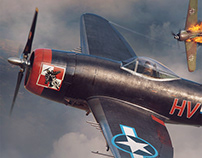 Lanowski's P-47M