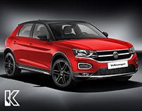 Volkswagen CrossGol 2024