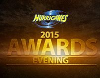 Hurricanes 2015 Awards