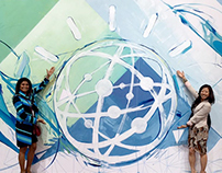 Stephen Holding + IBM World of Watson : Live Mural