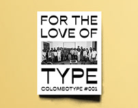 For the Love of Type vol-001