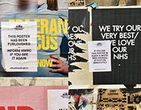 Viral Posters — #Stayhomebrighton