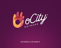oCity Network Branding