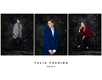 Talia - lookbook a/w 2015