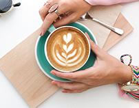 30 Incredible Coffee Art in Free Stock Photos