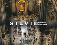 Silvio Photography - Logo