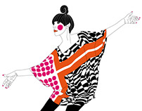 Peggy Moffitt, égérie pop