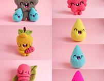 Tiny Toys II, miniature Art Toys