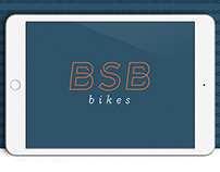 BSB bikes - website