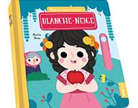 Blanche-Neige Editions AUZOU