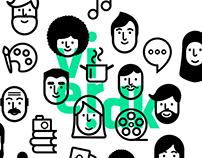 vier.dk - social platform